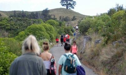 Major earthquake triggers tsunami warning and evacuations in New Zealand
