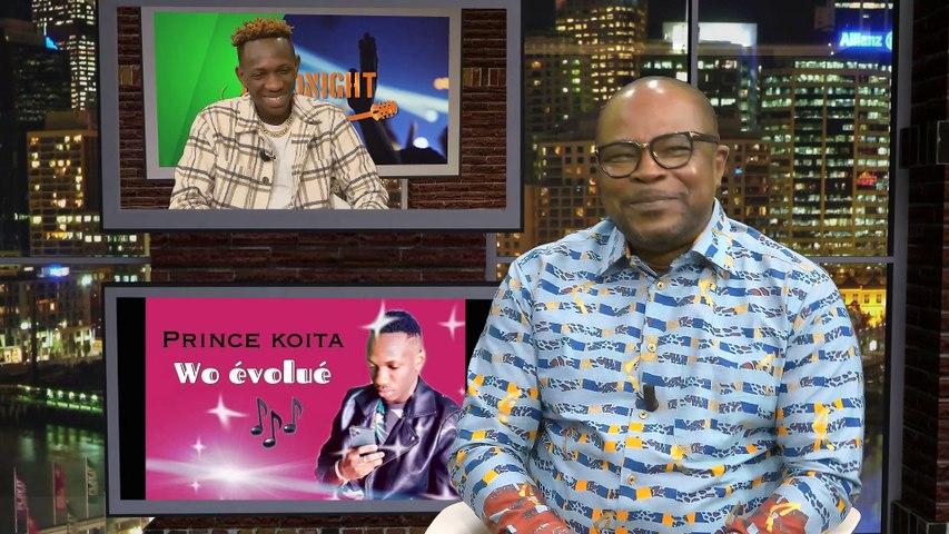 Afronight avec Prince Koita TELESUD 10/03/21