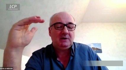"""Energies renouvelables : """"Le groupe EDF n'a pas besoin de privatiser quoi que ce soit"""", estime Philippe Page Le Merour (CGT)."""