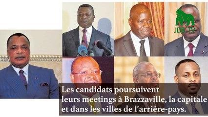 Présidentielle 2021 : les candidats à la conquête de l'électorat