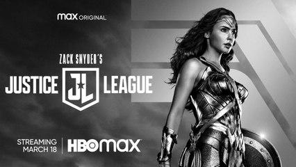 Zack Snyder'S Justice League - Wonder Woman Trailer (VO)