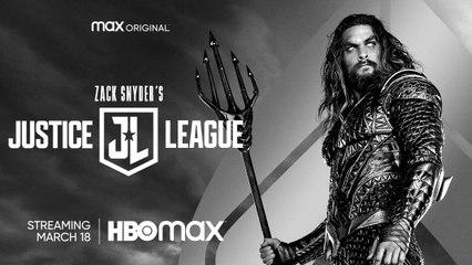 Zack Snyder'S Justice League - Aquaman Trailer (VO)