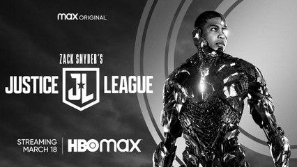 Zack Snyder'S Justice League - Cyborg Trailer (VO)