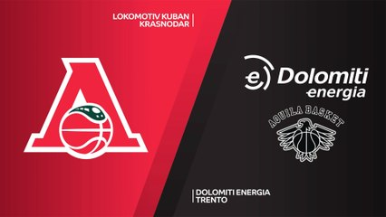 7Days EuroCup Highlights Top 16, Round 6: Lokomotiv 100-86 Trento