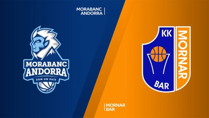 7Days EuroCup Highlights Top 16, Round 6: Andorra 89-61 Mornar