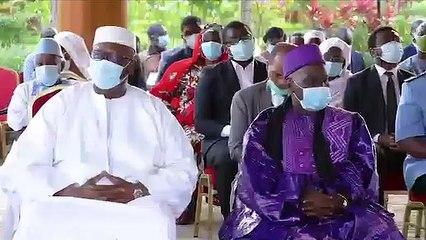 [REPLAY] Ce que disait le Premier ministre ivoirien Hamed Bakayoko...