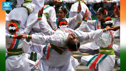 How India celebrated its 70th Independence Day