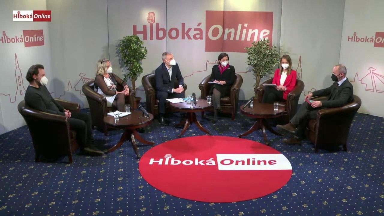 ZÁZNAM: OTS: HlbokáOnline #05 - Ženy v medzinárodnej politike