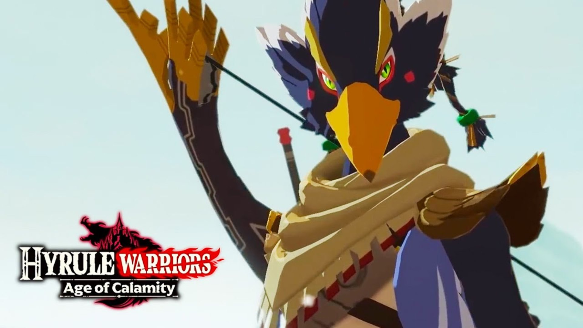 265 Hyrule Warriors Age Of Calamity Free Demo Release Trailer Video Dailymotion