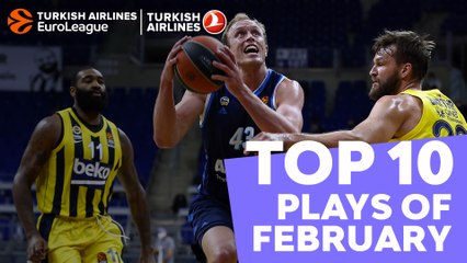 Top 10 Plays of February!