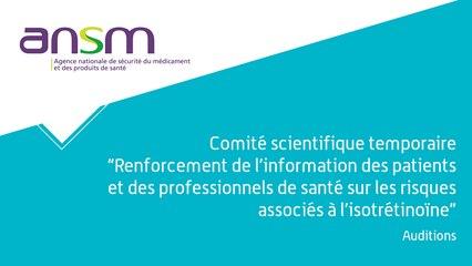 Renforcement de l'info des patients et des professionnels de santé sur risques liés à isotrétinoïne