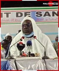 Message de Ousmane Madani Haidara au Président de la Transition Bah N'Daw #Mali