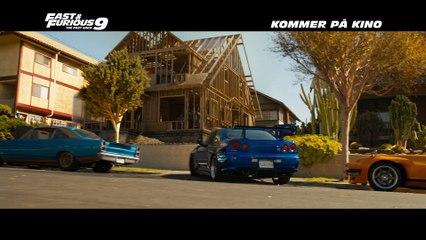 Fast & Furious 9 Film (2021) - Vin Diesel