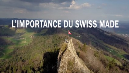 Le Swiss made, un compromis nécessaire Video Preview Image