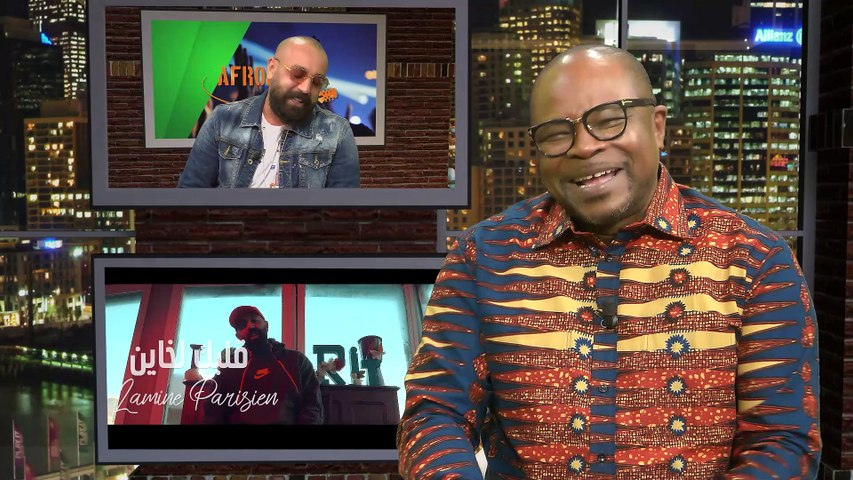 Afronight avec Cheb Lamine TELESUD 11/03/21