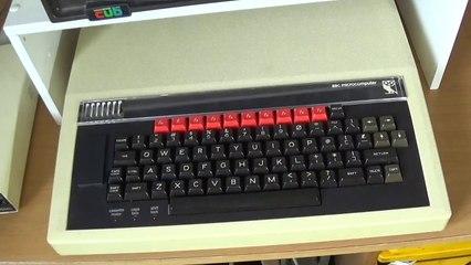 40 Years of the 8-bit Acorn BBC Micro!