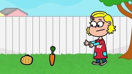 Hooray Kids Songs - Catch The Vegetables