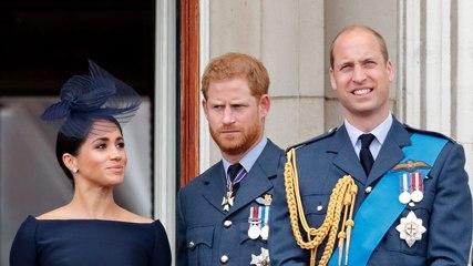 """El príncipe William responde a Meghan y Harry: """"la familia real no es racista en absoluto"""""""