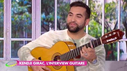 Kendji Girac, l'interview guitare - Clique - CANAL+