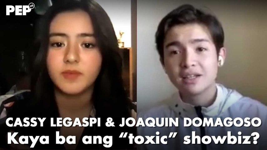 Kakayanin kaya nina Cassy Legaspi at Joaquin Domagoso ang