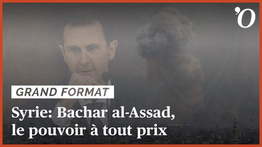 Dix ans de guerre en Syrie: Bachar al-Assad, le pouvoir à tout prix