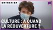 """Roselyne Bachelot : """"Nous sommes sur des objectifs de réouverture pour le deuxième trimestre 2021"""""""