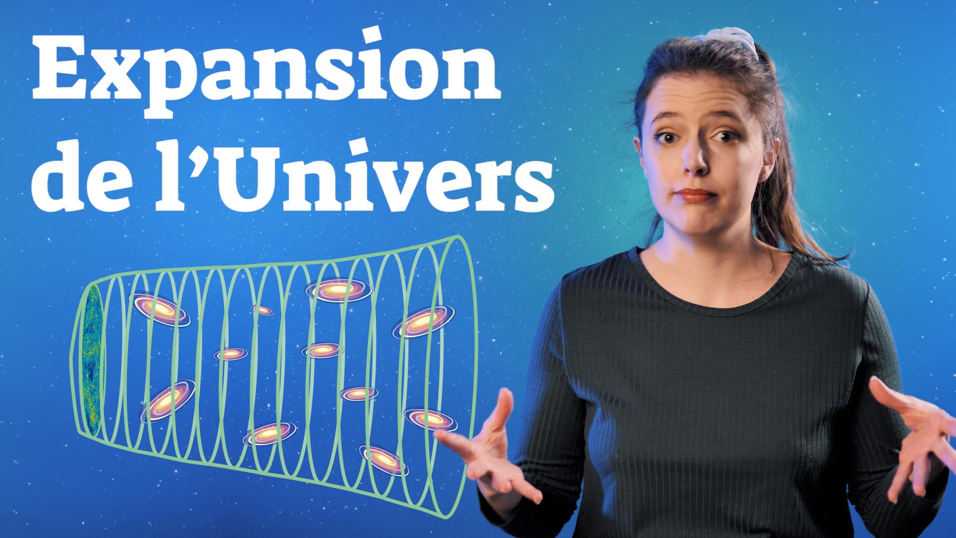 Quel est le problème avec l'expansion de l'Univers ?