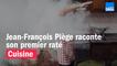 Jean-François Piège raconte son premier raté en cuisine