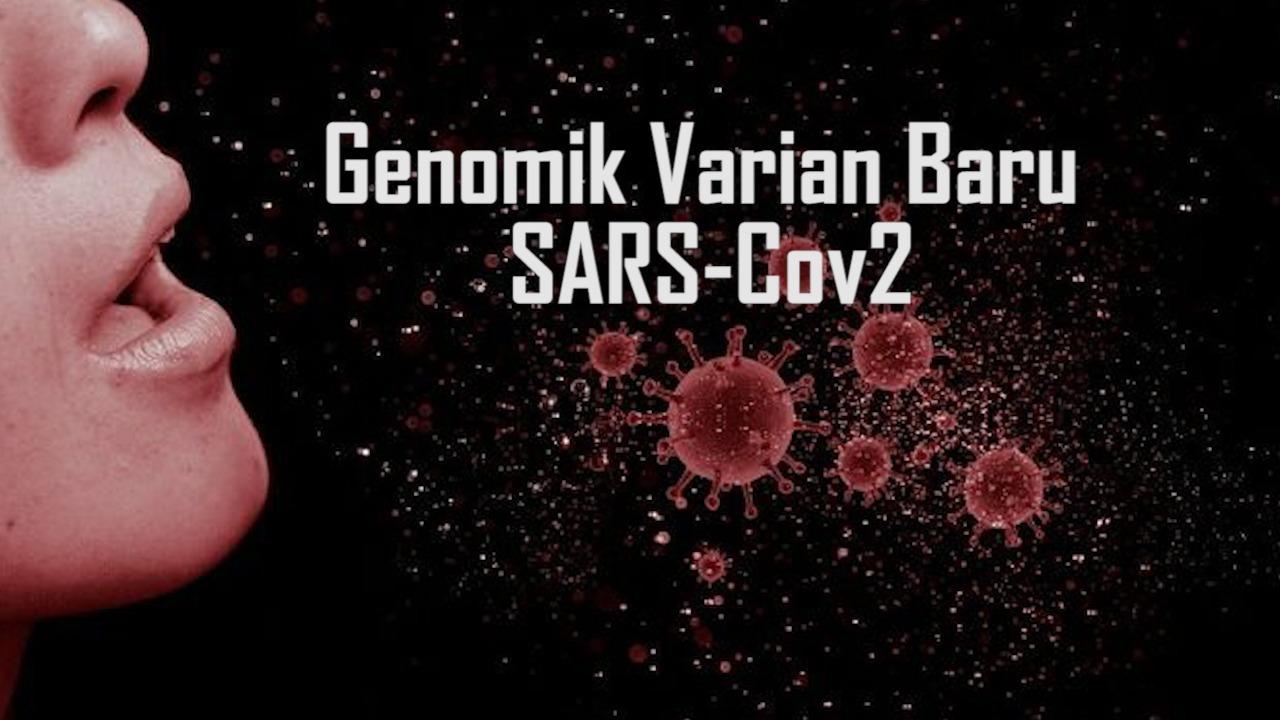 Pemantauan Genomik  Varian Baru SARS-Cov2 di Indonesia