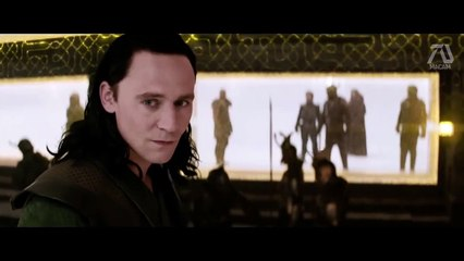 111.Thor- The Dark World Trailer (DEADPOOL 2 Style)
