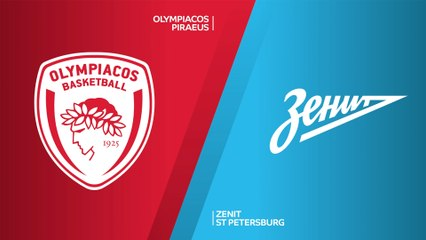 EuroLeague 2020-21 Highlights Regular Season Round 29 video: Olympiacos 75-61 Zenit