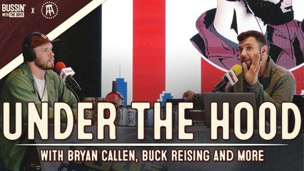 Under the Hood   Bryan Callen BTS, Sean Stemaly Acoustic, and Will Crashes a Radio Broadcast