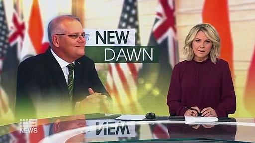 Coronavirus – Democratic leaders join forces in vaccine rollout _ 9 News Australia