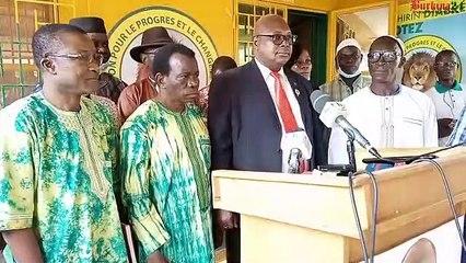 Burkina Faso : Ladji Coulibaly revient à l'UPC