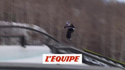 Ledeux 4e en slopestyle - Ski freestyle - Mondiaux