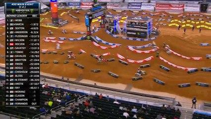 2021 Round 10 Arlington Supercross - 450SX MAIN EVENT