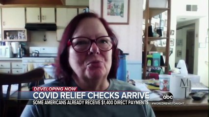 Stimulus checks heading out to most Americans