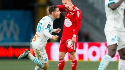 OM-Brest (3-1) : le résumé