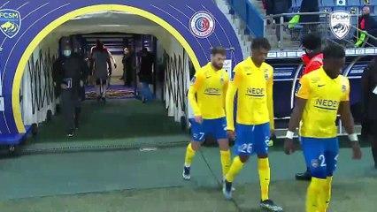 Le résumé de FCSM-LB Châteauroux (0-0)