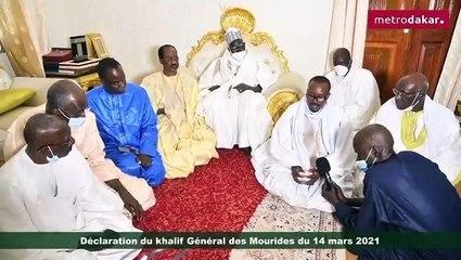 Manifestations au Sénégal : Serigne Mountakha offre 50 millions aux familles des victimes