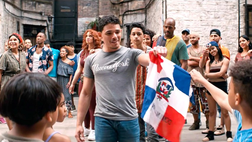 In the Heights with Anthony Ramos - Official New Trailer