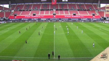 J29. Stade Rennais F.C. / Strasbourg : le résumé