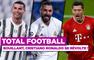 Total Football - CR7 fâché, Benzema en héros, l'Inter s'envole