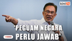 SPRM maklumkan AGC buat keputusan gugur kes rasuah - Anwar