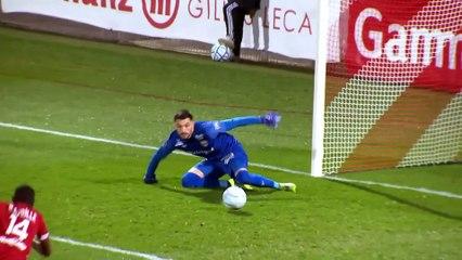 AC Ajaccio - EA Guingamp (0-2)   J29 - Ligue 2 BKT : le résumé du match