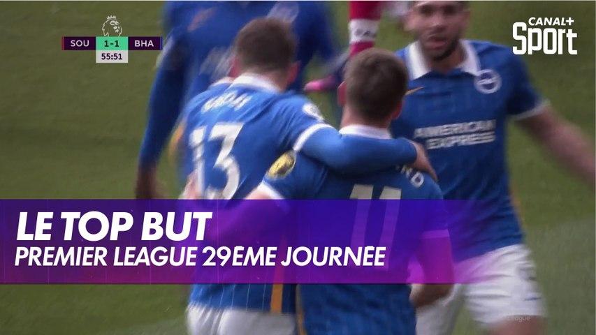 Le Top but de Premier League