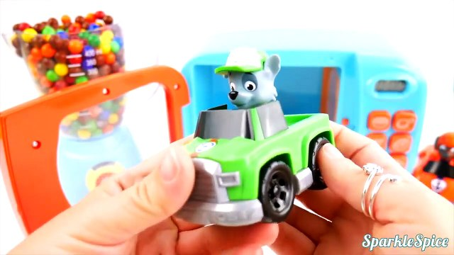 Learn Colors with Yummy Pretend Ice Cream Cones Fruits and Vegetables Truck for Children