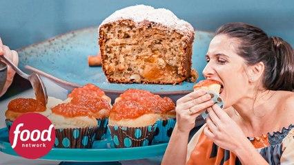 Carol prepara diferentes tipos de bolo | Tudo na Panela | Food Network Brasil