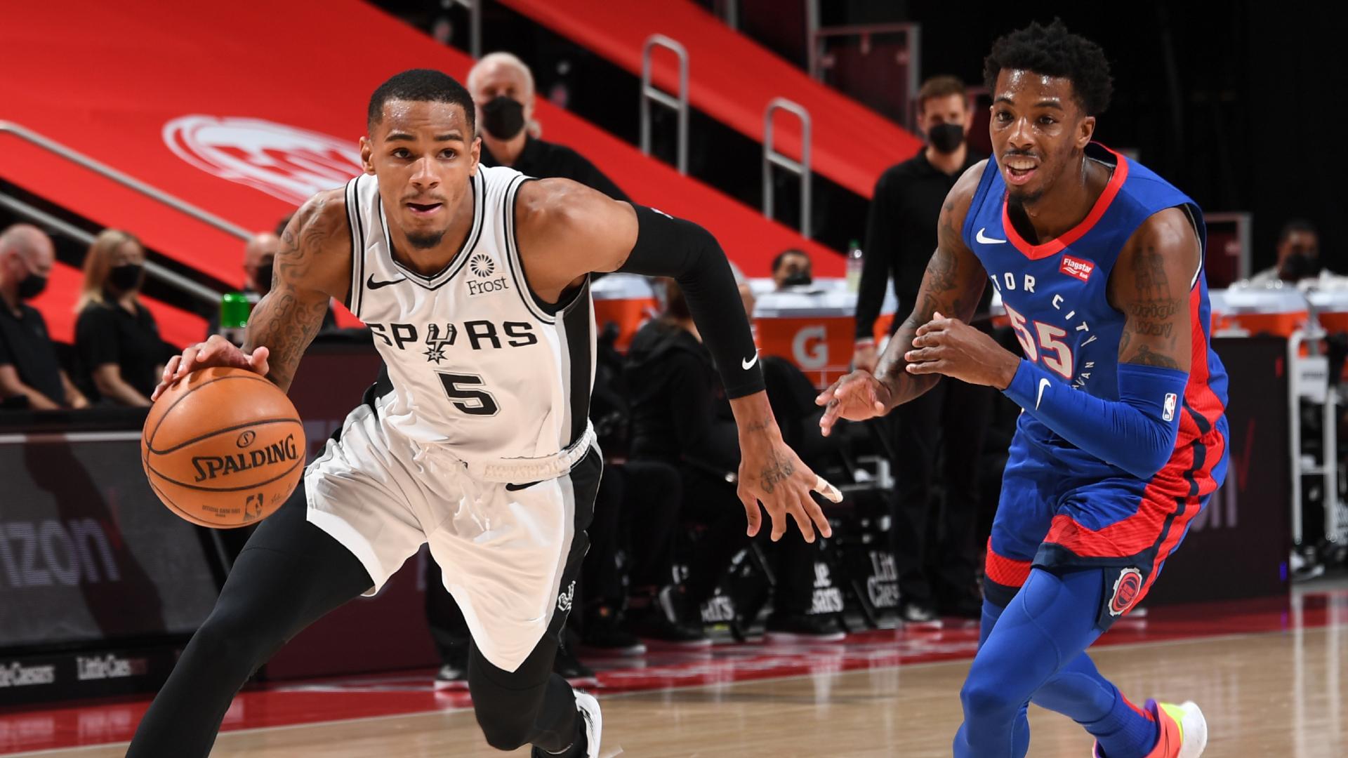 NBA - Les Spurs se rattrapent du côté de Detroit