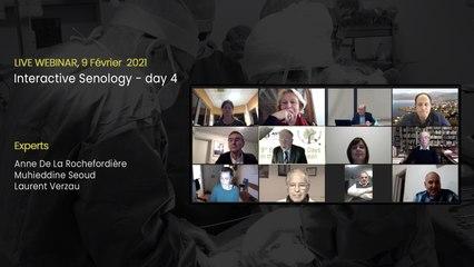 Interactive Senology - day 4